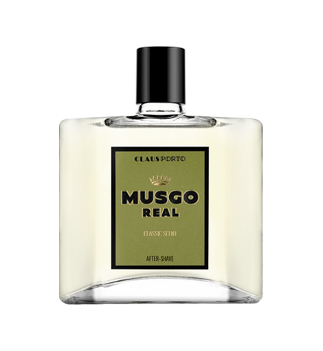 Musgo Real Classic Scent, voda po holení