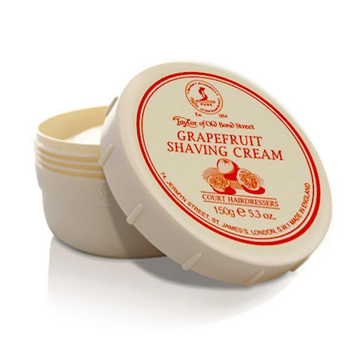 Taylor of Old Bond Street Grapefruit, krém na holení 150g