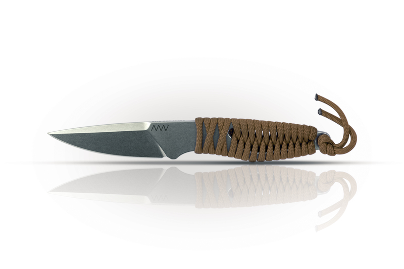 ANV knives P100 kydex oplet BLACK/FLAT DARK EARTH