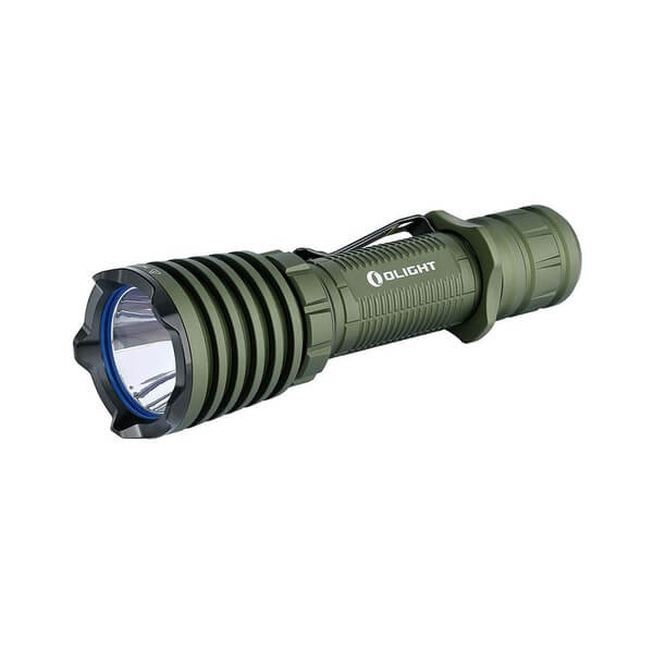Olight Warrior X 2000 lm - green Led svítilna